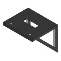 OKI Separate Tischerweiterung für den Matrixentferner des OKI 1050/1040 Pro, Erweiterung des Eisentisches für den OKI 1050/1040 Pro und den Aufwickler
