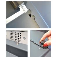 DPR - Druckerplatte für den OKI1040/1050Pro, den Inline Matrix Entferner (MCHMTX170) und den Aufwickler (MCHRW170)