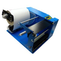 Einfacher Etikettenspender SED02 für Etiketten bis zu 150mm Breite
