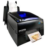 DTM FX510e Metall Folien Drucker - 104 mm Druckbreite inkl. 30 Minuten Online Schulung, 3 Jahre Garantie*