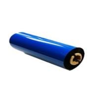 BlaueFolie, glänzend metallisch für Primera & DTM FX400e/FX500e/FX510e 110mm breit x 200m lang