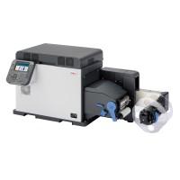 OKI Pro1040 Etikettendrucker für dauerhafte Etiketten, Rollen-Laserdrucker - von Rolle, auf Rolle inklusive Schulung