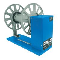 """DTM RW-8 Etikettenaufwicker für Primera Etikettendrucker, 203mm breit, bis 254mm Außendurchmesser, 76mm (3"""") Kern, 3 Jahre Garantie*"""