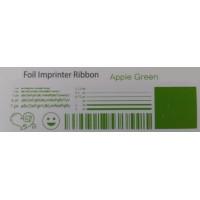 Apfel Grüne Folie, für Primera & DTM FX400e/FX500e/FX510e 110mm breit x 200m lang