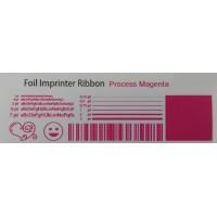 Magenta Folie, für Primera & DTM FX400e/FX500e/FX510e 110mm breit x 200m lang