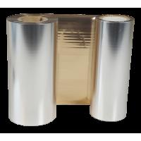 Rose Gold Folie, für Primera FX400e/FX500e & DTM FX510e/ FX810e, 110mm breit x 200m lang