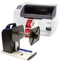 Bundle Primera LX600e kompakter Farb-Etikettendrucker mit RW-7 Etikettenaufwickler inklusive 30 Minuten Video - Schulung, 3 jahre Garantie*