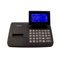 Sam4s NR-420 Kompaktes Thermo-Kassensystem mit 8-zeiligem Display für GDPDU konformes kassieren  - TSE Version nach KassenSichV 2020