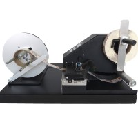 Labelmate Labelmate DISTRI-U-RW, Etikettenzähler, Etikettensensor: Ultraschall (für transparente und schwarze Etiketten), Kernaufnahme: 25,4 mm bis 76