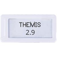 Themis 2.9 E-Paper Etikett - für elektronische Preisauszeichnung