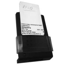 RD200-LF RFID USB Lesegerät, 125KHz (EM4200, EM4202, TK4100) Desktopreader, HID, antrahzit mit Software SDK DLL