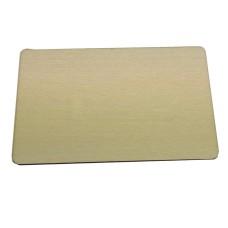 RFID Wood Card / Holzkarte mit Alien Higgs 3 RFID Chip, Birkenholz