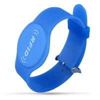 RFID Armband Uhrendesign PVC, verstellbar, verschi...