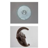 Manipulations-sichere RFID Label / Anti Tamper Label mit UHF Alien H3 Chip