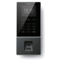 Safescan TimeMoto TM-626 RFID-Zeiterfassungssystem für bis zu 200 Benutzer - Komplettlösung inkl. Software und 5 Transponder und Fingerabdruckleser