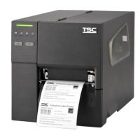 Industrie Etikettendrucker TSC MB340, 12 Punkte/mm (300dpi), RTC, EPL, ZPL, ZPLII, DPL, USB, RS232, Ethernet, WLAN