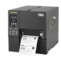 Industrie Etikettendrucker TSC MB340T, 12 Punkte/mm (300dpi), Disp., RTC, EPL, ZPL, ZPLII, DPL, USB, RS232, Ethernet, WLAN