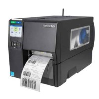 "Printronix AutoID RFID Etikettenrucker T4000, auch für On-Metal Tags, 12 Punkte/mm (300dpi), 3,5"" Farbdisplay ZGL, PGL, Ethernet 10/100 BaseT UGF Gen2/ISO 18000-6C"
