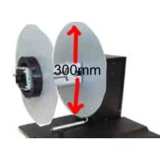 VP-700 , VP-750 Zubehör für Externe Aufwickler und Abwickler: 300mm Disc