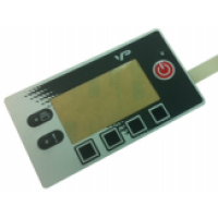 VIPColor VP700 Switch Membrane Bedienungs-Tastenfeld Ersatzteil
