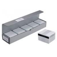 Magnetkarten, HiCo, 30mil. 0,76mm, 500 Stück, weiß