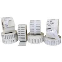 Zebra 45x13mm RFID UHF Etiketten für Zebra ZT410 Silverline Drucker 800 Etiketten / Rolle