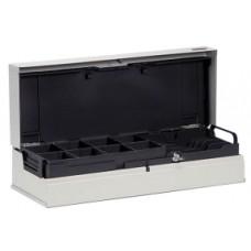 Anker UCC, hellgrau Kassenlade, Klappdeckel, Maße (BxHxT): 460x100x172mm, inkl.: Base, separat bestellen: ADS Kabel, Farbe: hellgrau