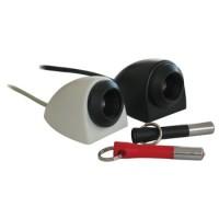 Addimat Kellnerschloss USB 2 (RS232 Emulation) schwarz mit 0,5m Kabel