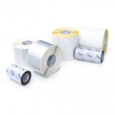Citizen BOX PACK, Etikettenrolle, Farbband, Normalpapier, Wachs, 74x50mm