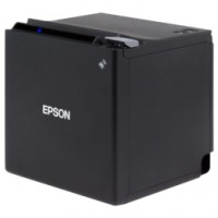 Bondrucker, Epson TM-m30II, USB, Bluetooth, Ethernet, 8 Punkte/mm (203dpi), schwarz, ePOS