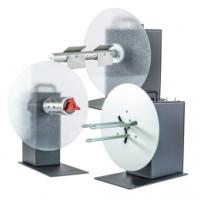 Labelmate UNI-CAT-10-INCHES, Industry Standard Heavy-Duty Aufwickelstation, Kernaufnahme: 76 mm, max. Rollendurchmesser: 300 mm, max. Rollenbreite: 2