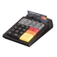 Programmierbare 30 Tasten-Kassentastatur PrehKeyTec MCI 30, Num., USB, Kit (USB), weiß