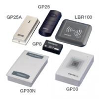 Promag GP20, RS232, RFID Lesegerät, 125 kHz (EM4102), RS232, Wiegand, MSR ABA Track 2, offenes Kabelende, kontaktlos (bis zu 20cm)
