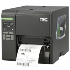 Industrie Thermo-Etikettendrucker: TSC ML340P, 12 Punkte/mm (300dpi), Disp. (Farbe), RTC, USB, RS232, Ethernet, WLAN