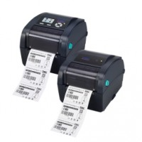 Leistungsstarker Desktop-Etikettendrucker TSC TC200, 8 Punkte/mm (203dpi), RTC, TSPL-EZ, USB, RS232, LPT, Ethernet