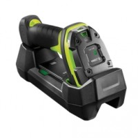 Zebra Industrie-Funk-Barcode Scannner DS3678-ER, Bluetooth, 2D, ER, Multi-IF, Kit (USB), schwarz, grün