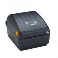 Kompakter Etikettendrucker s/w Zebra ZD220, 8 Punkte/mm (203dpi), EPLII, ZPLII, USB 112mm Druckbreite, Thermodirekt