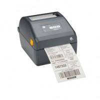 Thermodirekt Etikettendrucker Zebra ZD421d, 12 Punkte/mm (300dpi), USB, USB-Host, Bluetooth (BLE), Ethernet, Real Time Clock, Black Mark Sensor, Gap Sensor, inkl.: Kabel (USB), Netzteil, Netzkabel (EU, UK)