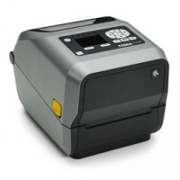 Zebra ZD620d, 12 Punkte/mm (300dpi), Cutter, linerless, RTC, EPLII, ZPLII, USB, RS232, Bluetooth, Ethernet, WLAN