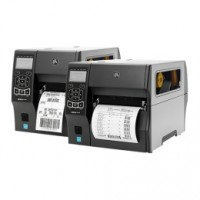 Schneller Midrange-Thermodrucker Zebra ZT410, 12 Punkte/mm (300dpi), RTC, Display, EPL, ZPL, ZPLII, USB, RS232, Bluetooth, Ethernet