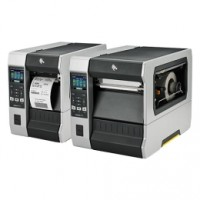 Industrie Etikettenrucker Zebra ZT610, 12 Punkte/mm (300dpi), Cutter, Disp., ZPL, ZPLII, USB, RS232, Bluetooth, Ethernet