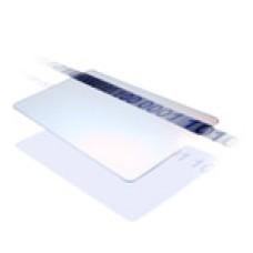 Magnetkarten, 10er-Pack, weiße Plastikkarten mit Magnetstreifen im Scheckkartenformat, bedruckbar