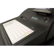 Sam4s NR-510 Registrierkasse mit Thermodrucker und Flachtastatur - TSE Version nach KassenSichV 2020