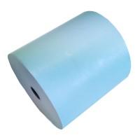 Blaue Thermorollen , Kassen- Bonrollen 80mm/80m/12mm, 30 Rollen in der VPE, Bisphenol A frei, Altpapier fähig