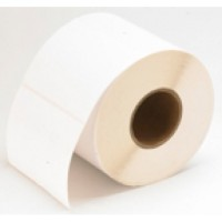 PP Folienetiketten transparent  35mm  breit, 29m lang endlos Inkjet ,clear gloss für EPSON TM-C3500/3400
