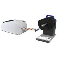 Demogerät: LX500e Farb Etikettendrucker von Primera mit Rewinder RW-4EU Bundle, *3 Jahre Garantie