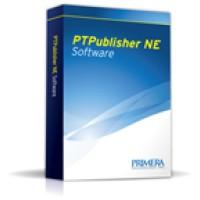 Primera  Zubehör: PTPublisher NE Netzwerk Software für CD DVD Roboter