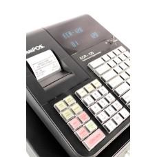 SAMPOS ECR-120 Elektronische Registrierkasse für GdPdU konforme Kassenvorgänge TSE fähige 2020 Version