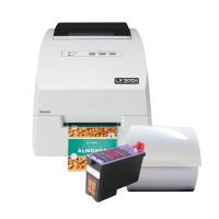 Imkerei Set 2 - Inkjet Etikettendrucker LX500 mit ...
